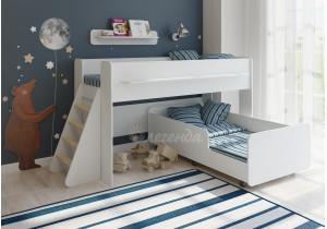 <span>Выкатная кровать</span> Легенда 23.3 белая